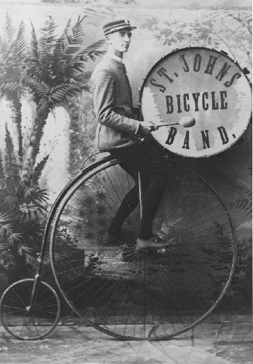 Bicycle band