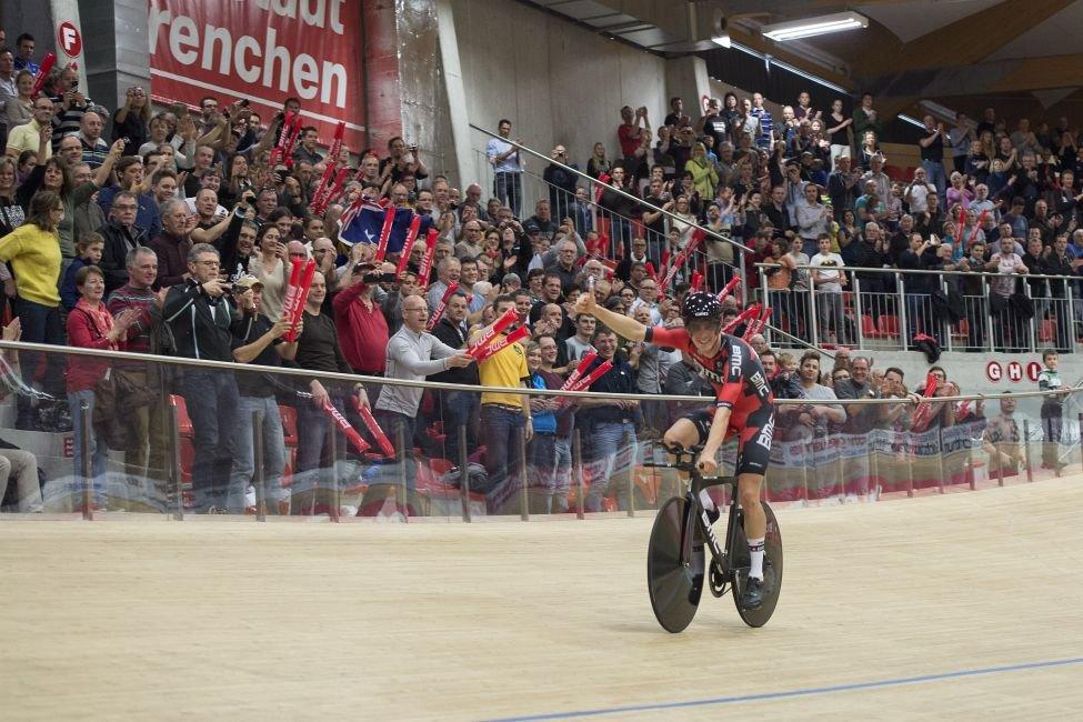 Switzerland Cycling Record