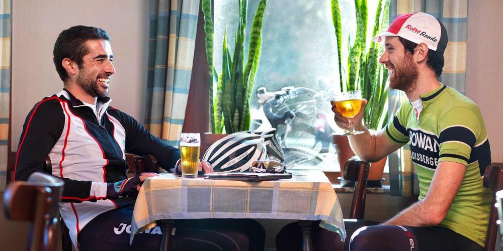 μπύρα ποδήλασια