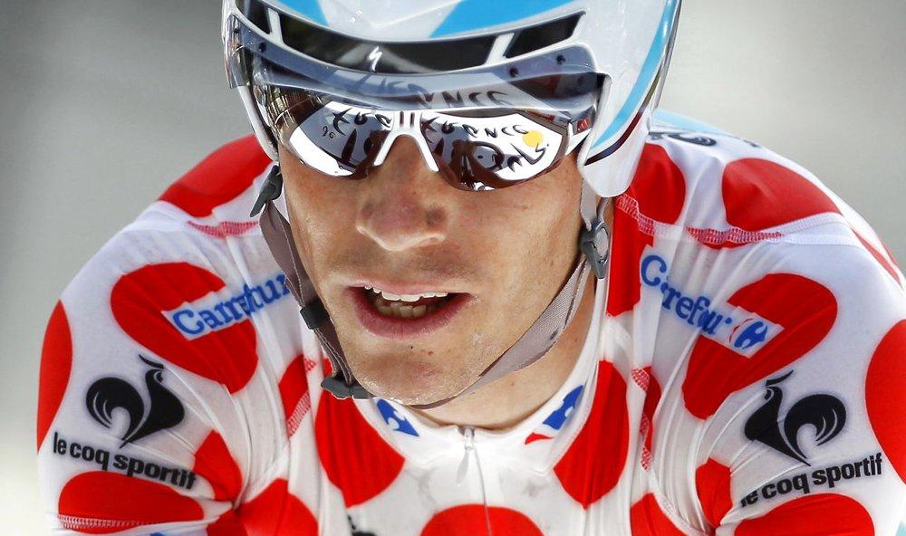 Tour de France cycling race stage 9