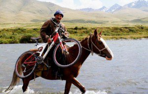 Song-Kul-to-Kyzyl-Korgon-Kyrgyzstan-Red-Spokes