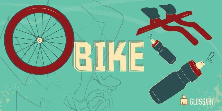 ironman glossary bike