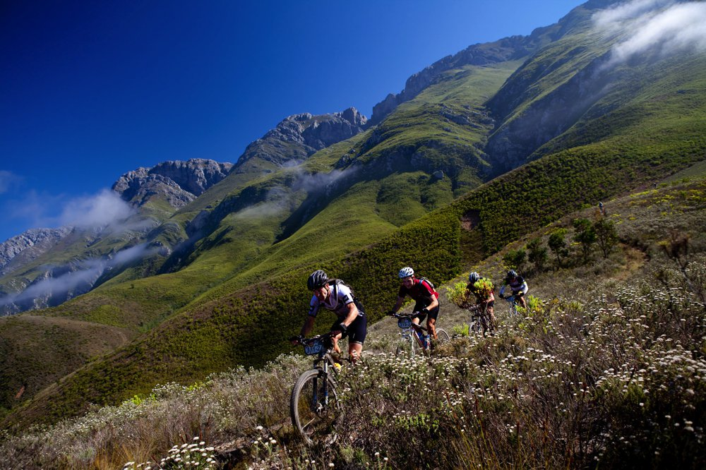 Absa Cape Epic 2012 Stg 1 Robertson