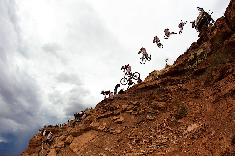 Location: Virgin, Utah, USA Event: Red Bull Rampage Finals 2010 Athlete: Cam Zink