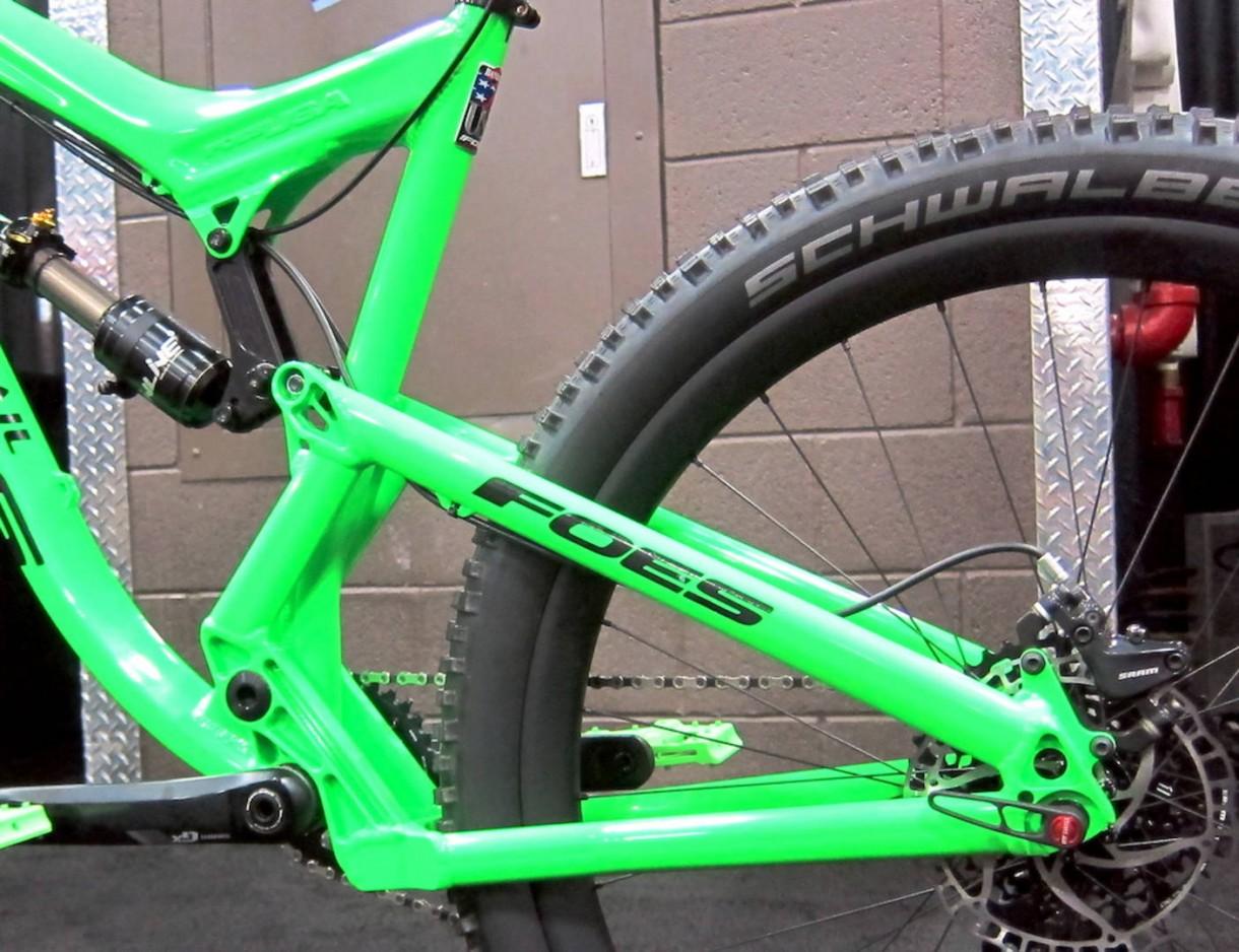 foes mixer enduro bike (1)