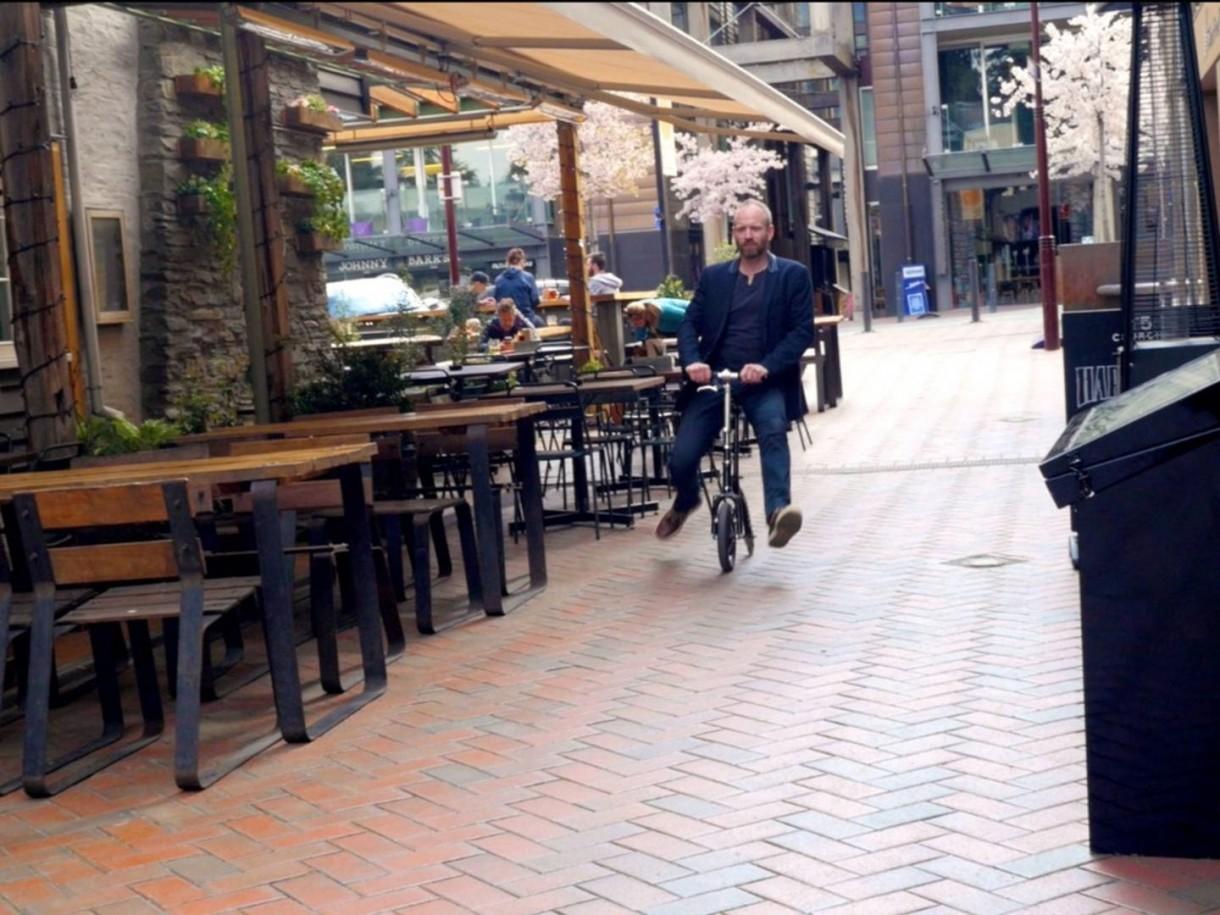 levicle kickstarter commute bike (1)