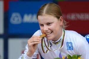 women athletes Amalie Dideriksen
