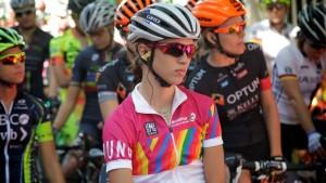 women athletes Katarzyna Niewiadoma