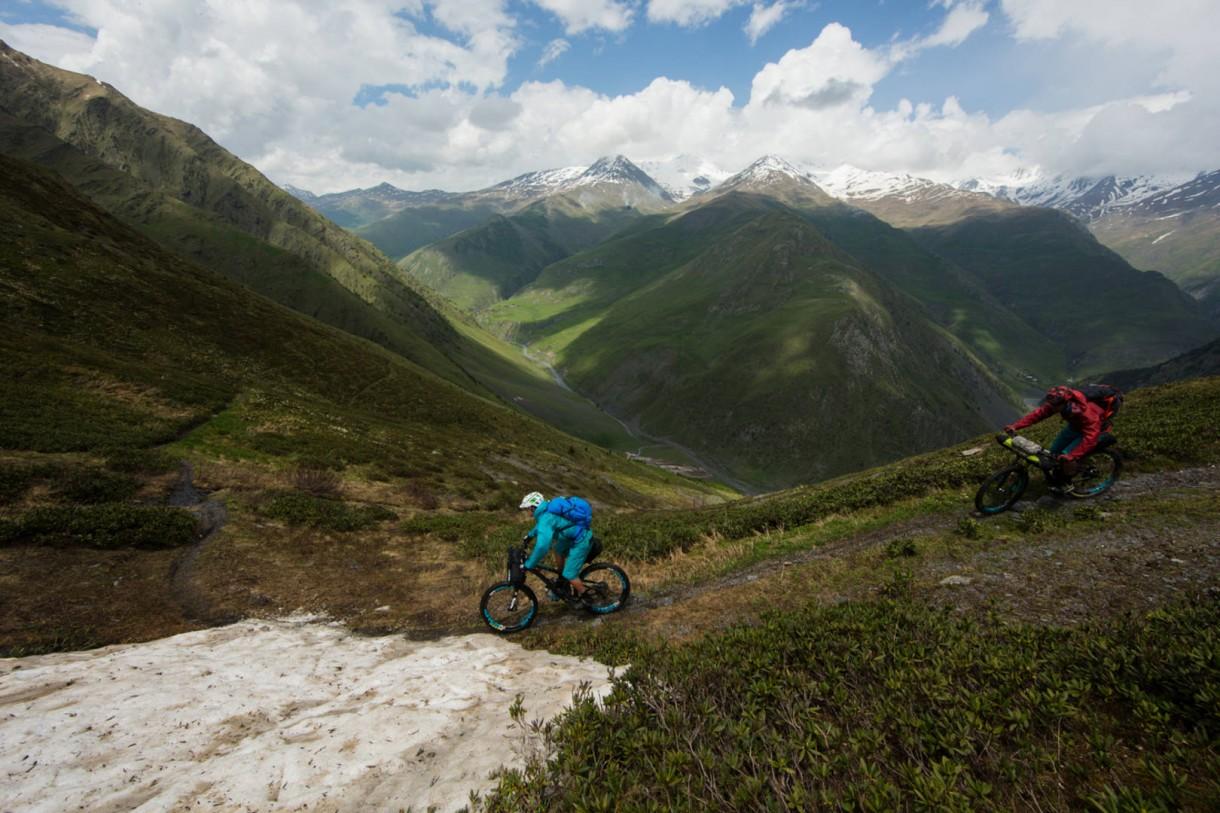 The Trail to Kazbegi mtb (1)