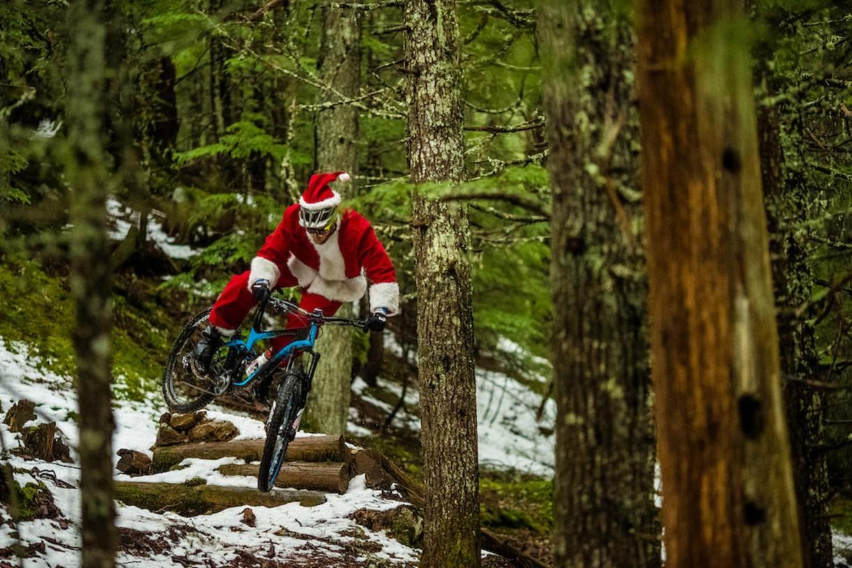 josh carlson mtb whistler snow