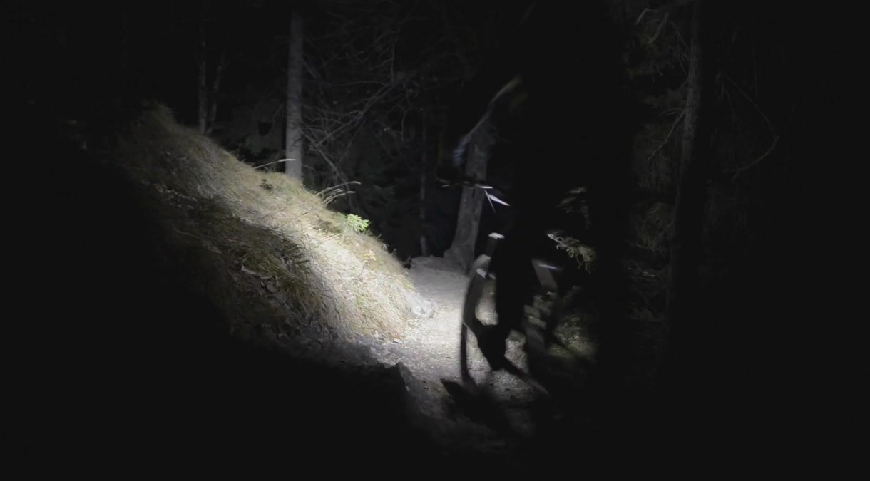night riding
