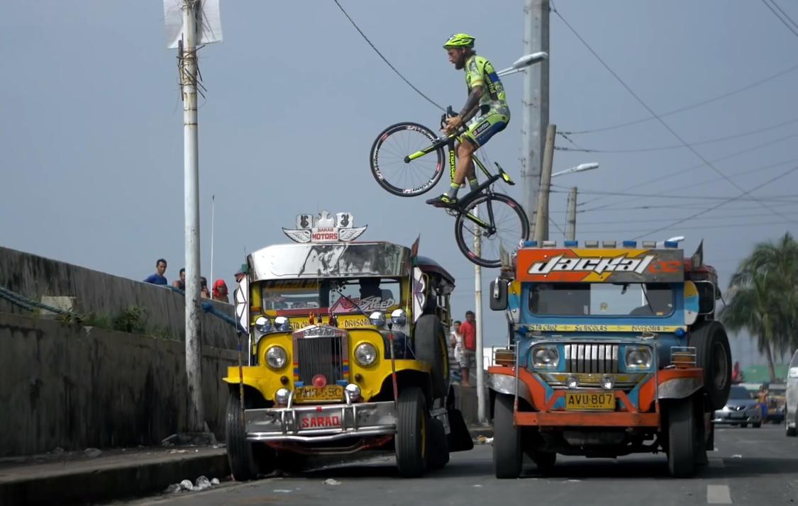 road bike trial brumotti manila (2)