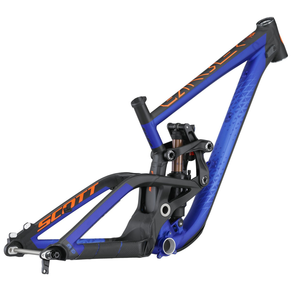 scott gambler team frame