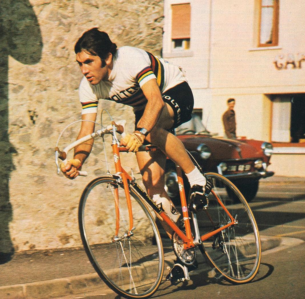 Eddy Merckx, Miroir du Cyclisme December 1974