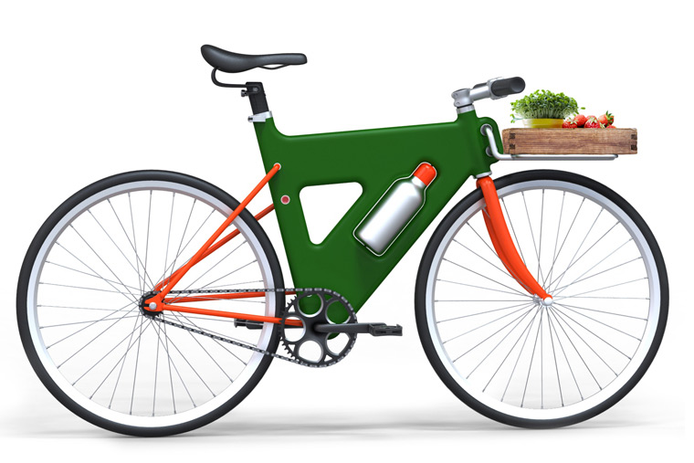 Placha plastic city bike (1)
