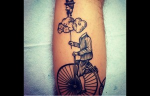 cycling tattoo 34 (4)