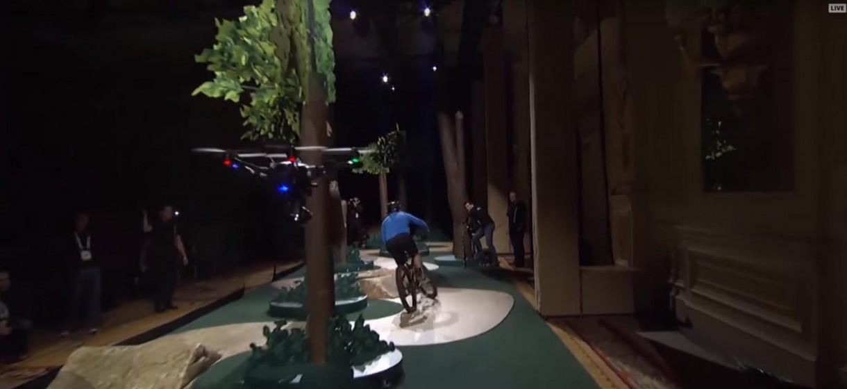 drone mtb test