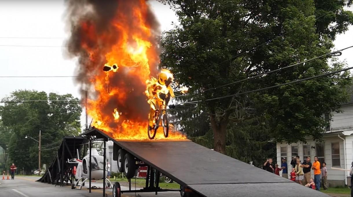 jump fire