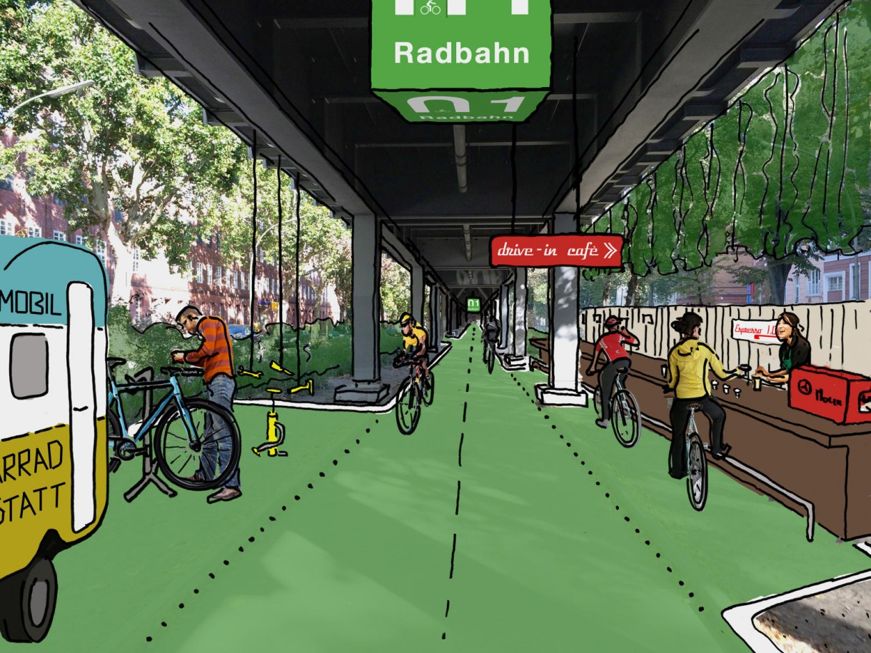 radbahn berolino podhlatodromos commute (4)