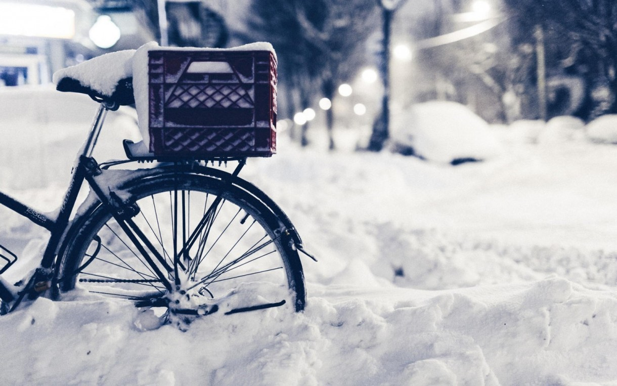 snow bicycle (1)