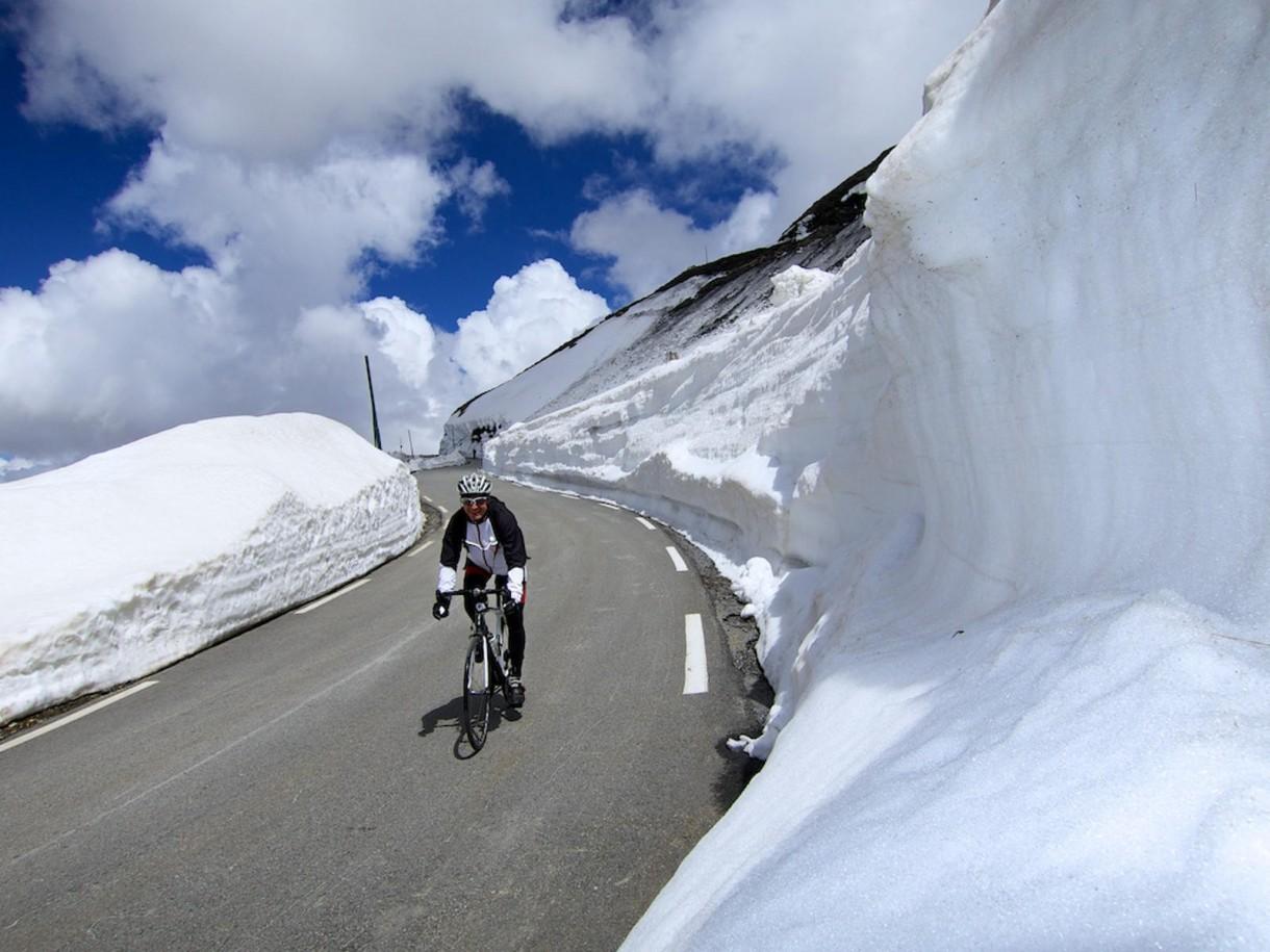 snow road bicycle 23