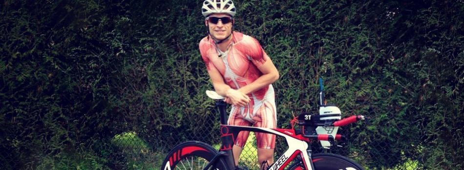Η πιο απίθανη στολή ποδηλασίας