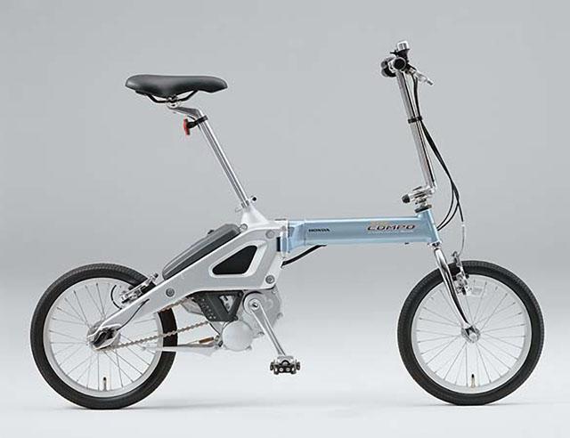 Honda-Step-Compo e bike