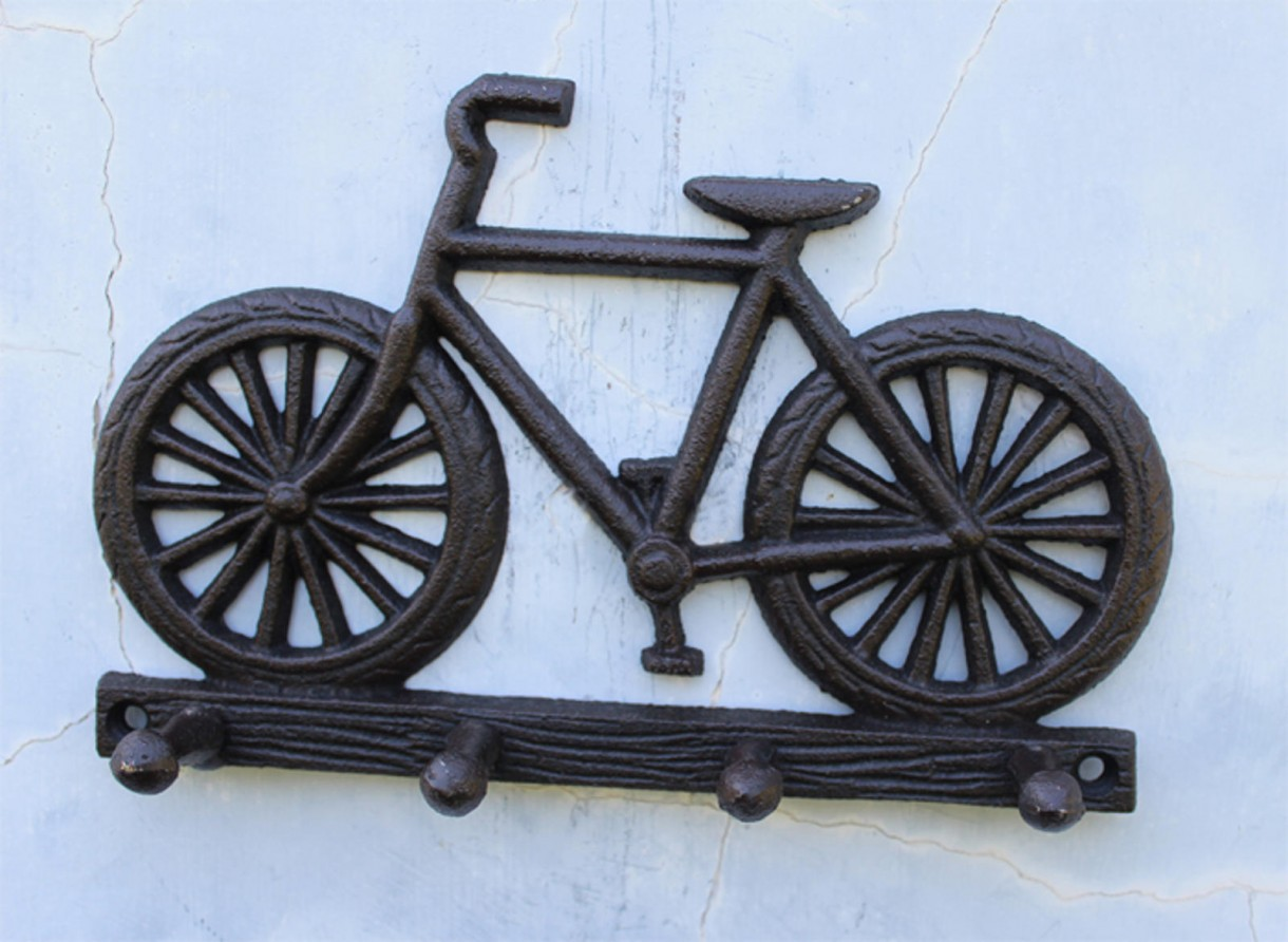 bike themed gifts clothe hanger