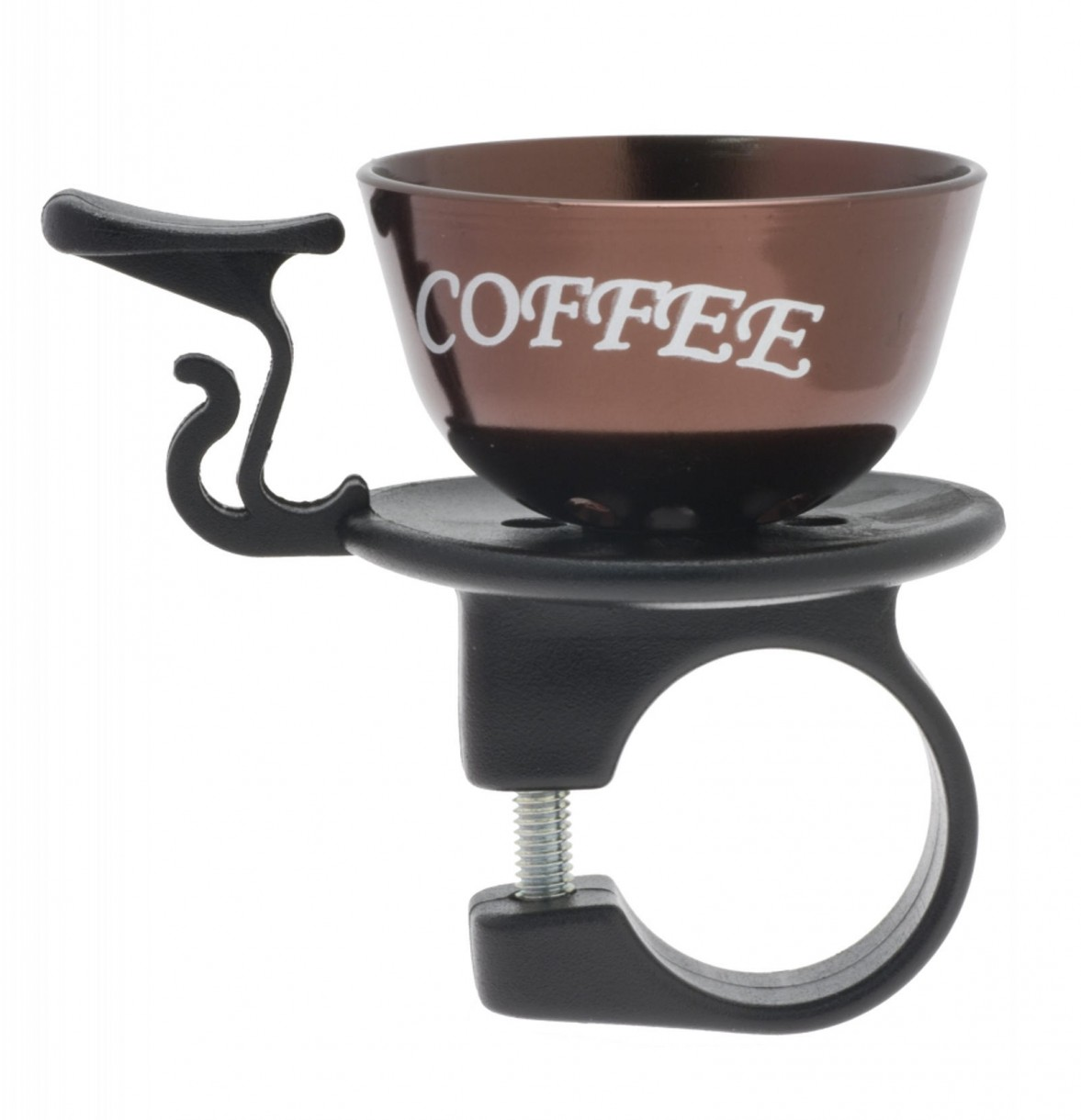 bike themed gifts coffee bell