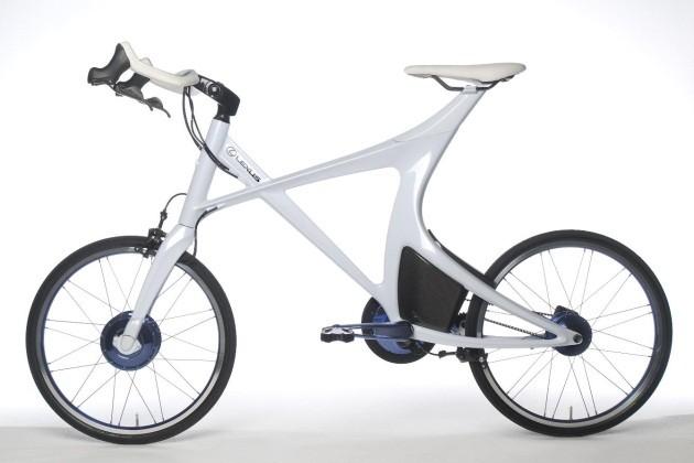 lexus-e bike