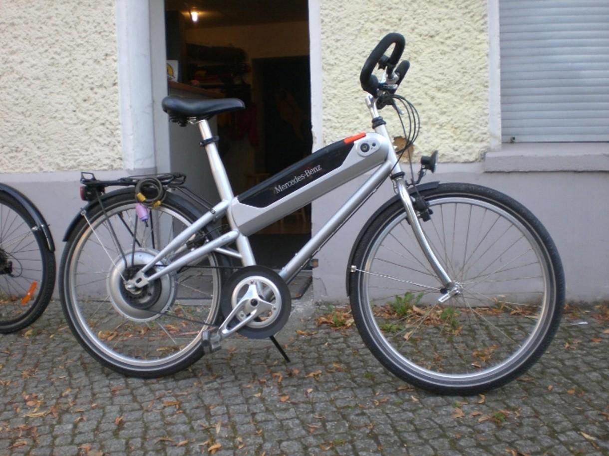 mercedes e bike
