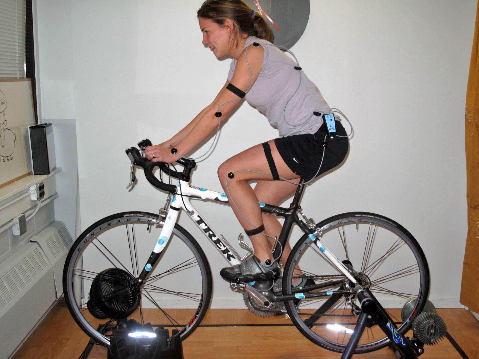 road bike indoor train