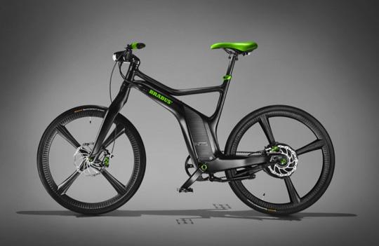 smart-brabus e bike