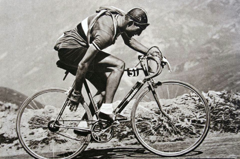 vintage road bicycle tour de france  (2)