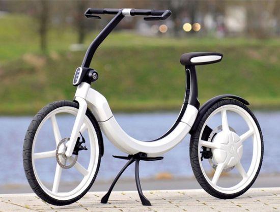 vw-folding-e bike