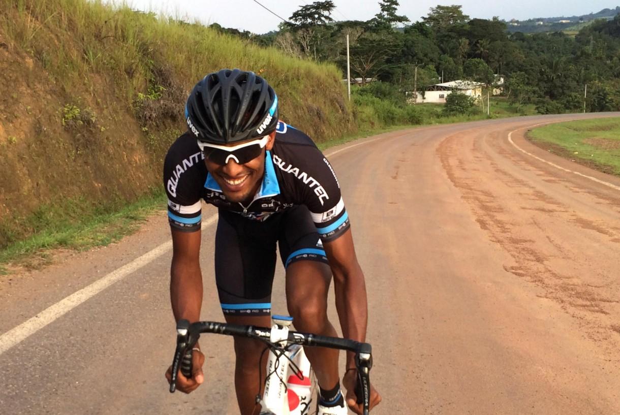Eritrean Mekseb Debesay road bike  (2)