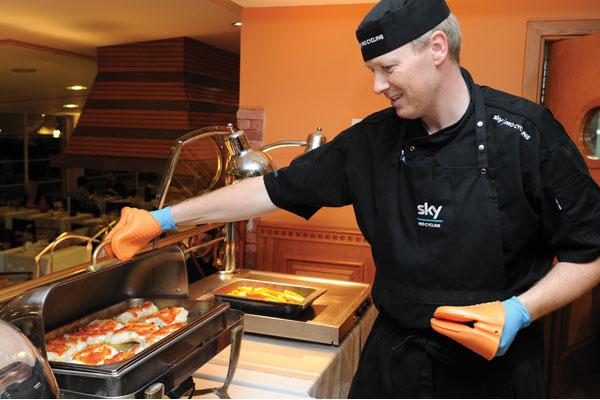 Team Sky Chef