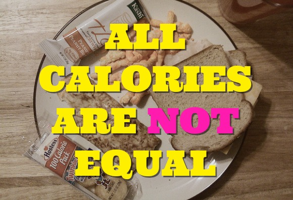 all calories are not equal