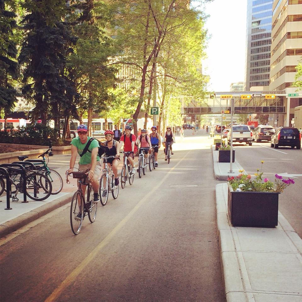 calgary urban cycle