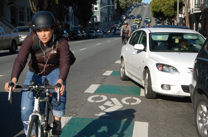 commuting bicycle cars (1)