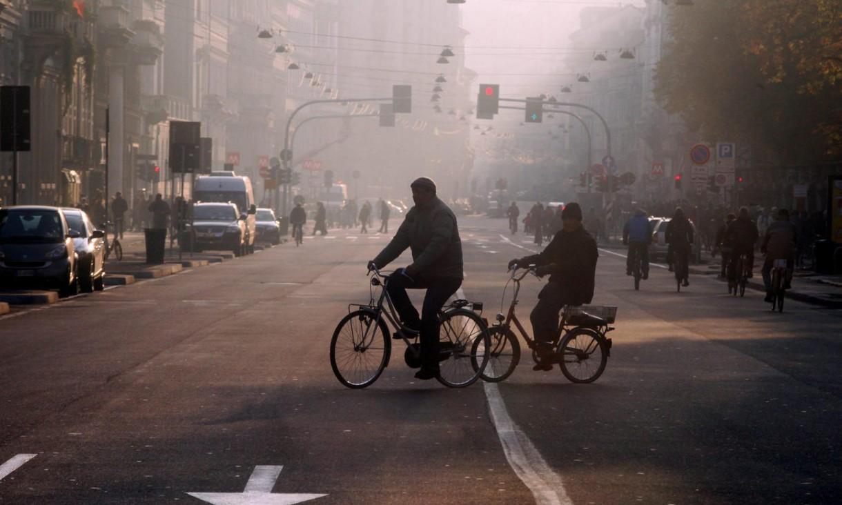 commuting milan pollution 2