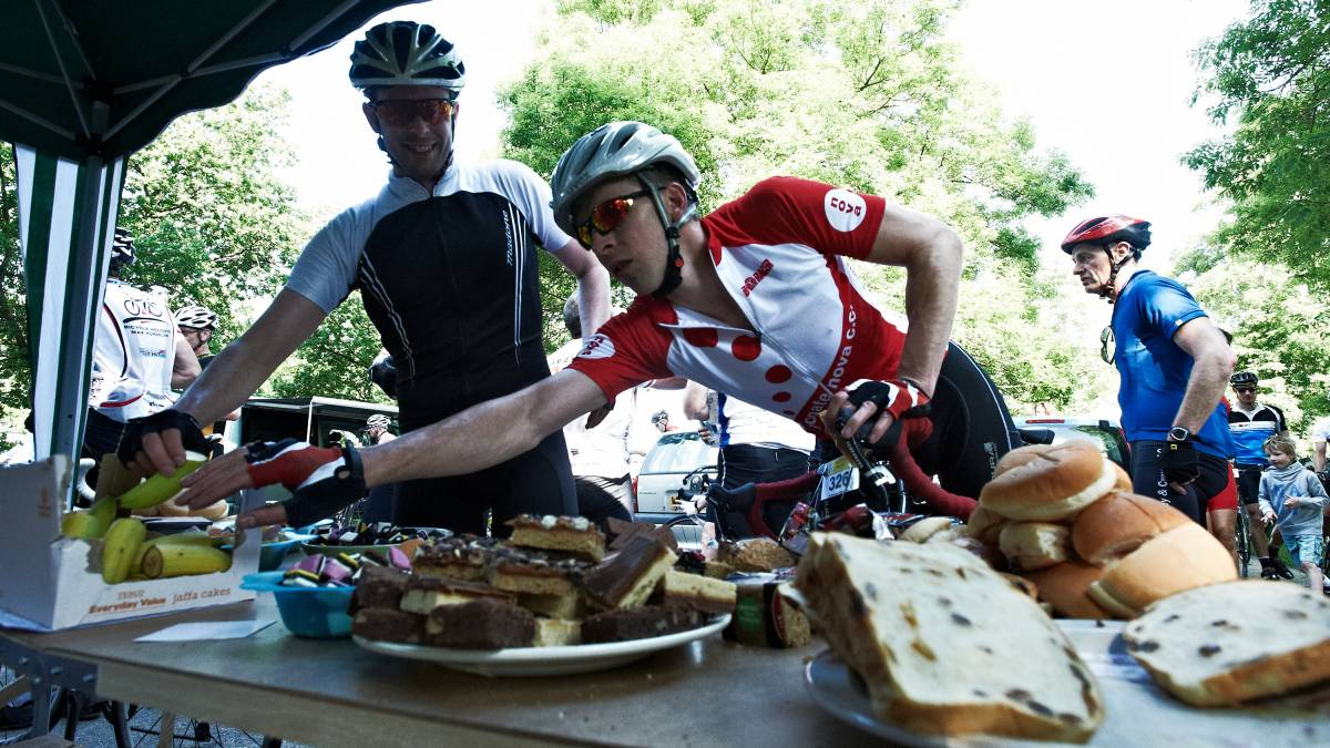 food station road bike