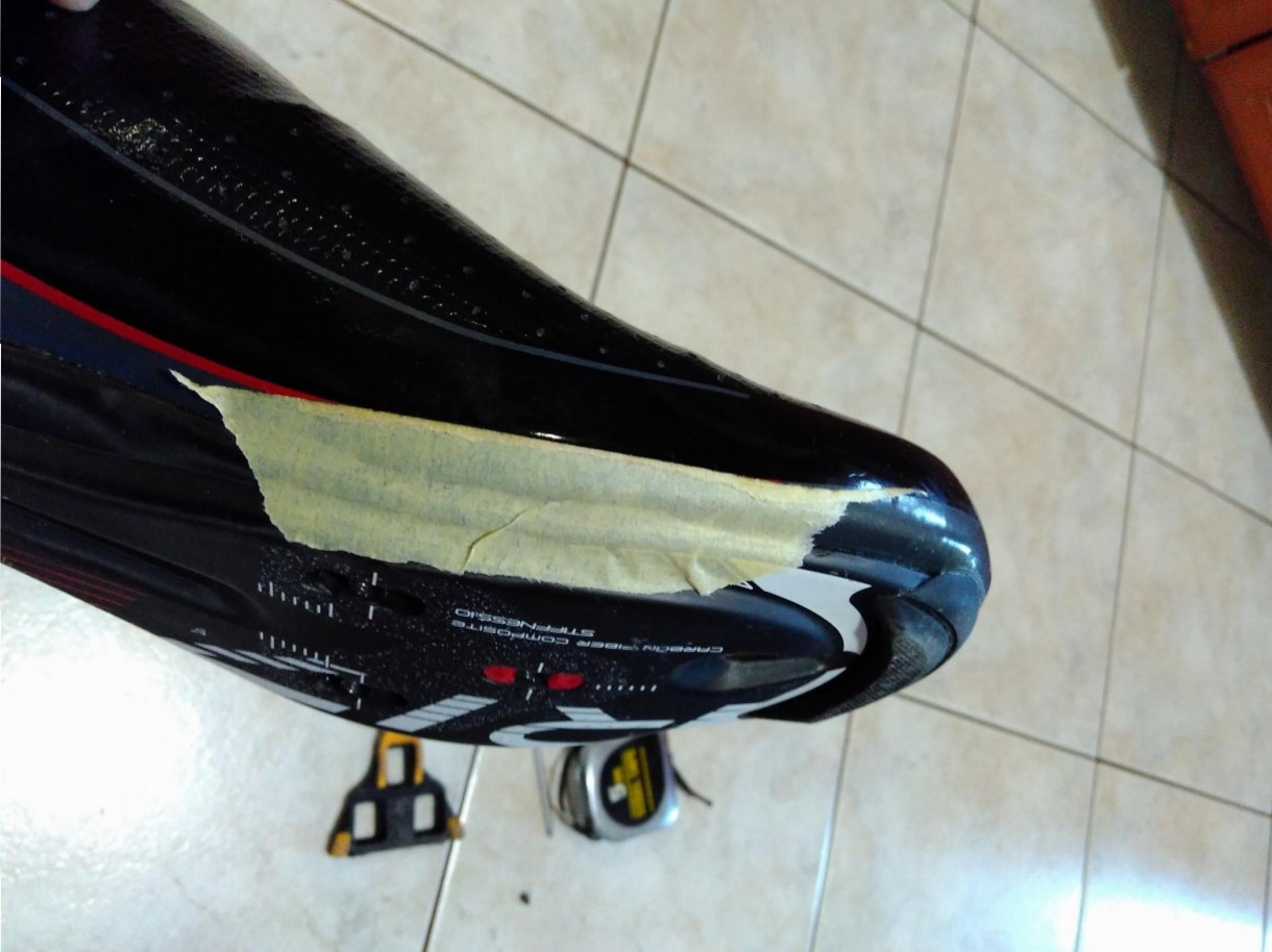 how to put cleats road bike shoes (4)