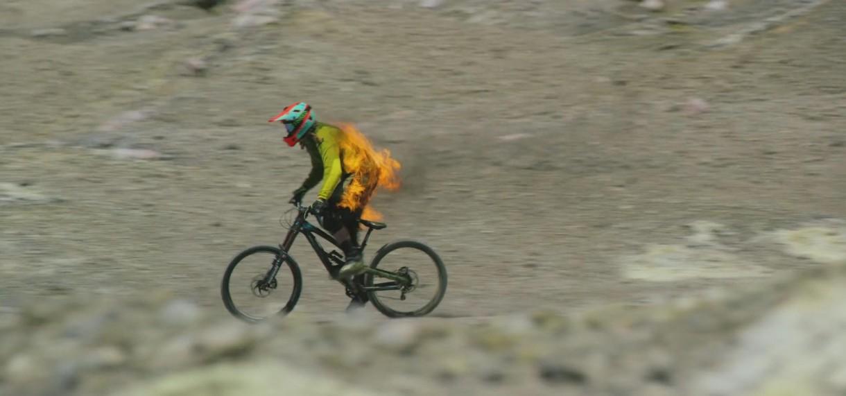 kelly macgarry fire downhill