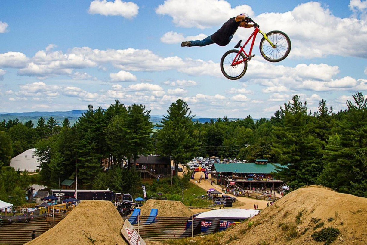 mtb air time slopestyle