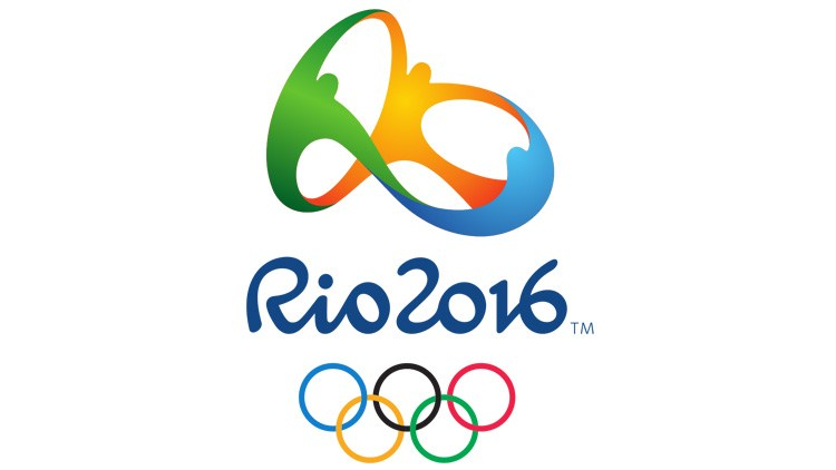 olympic games 2016 logo