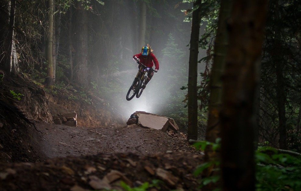 Women Downhill