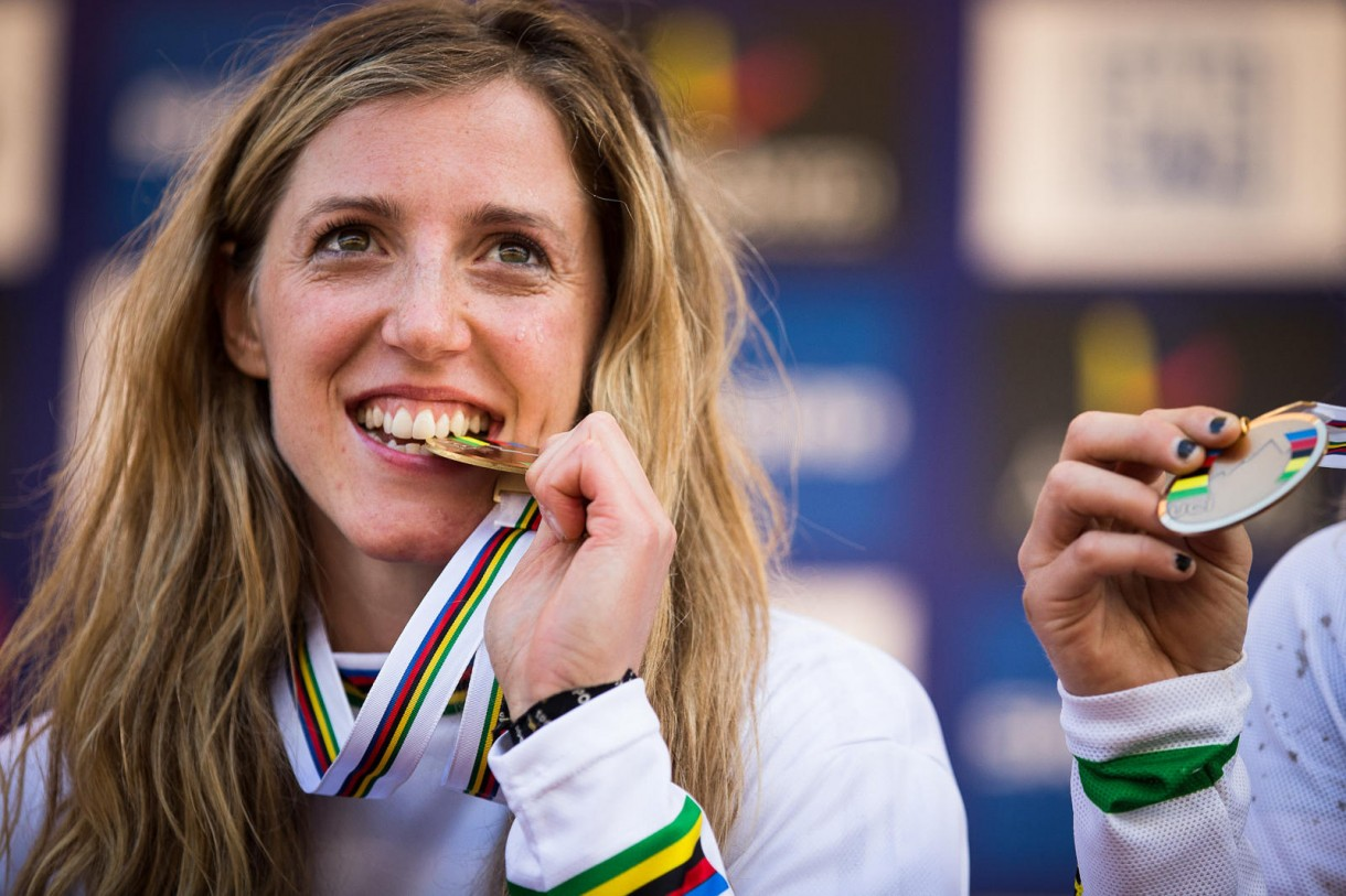 rachel atherton world champ