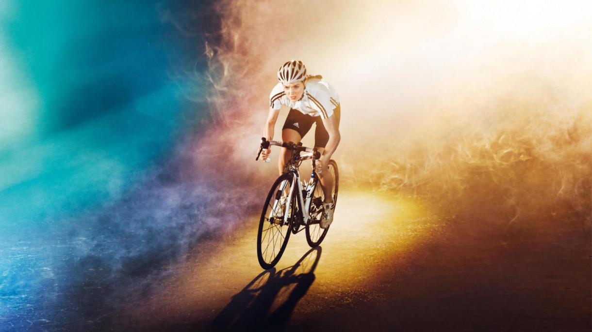 road bike female wallpaper