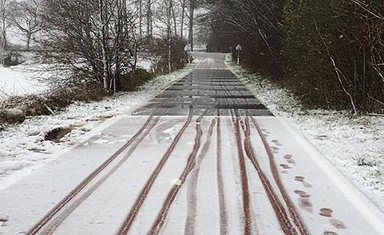 wageningen heated bike lane